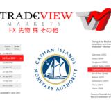 Tradeview(トレードビュー)の信頼性は?ライセンスや信託保全について