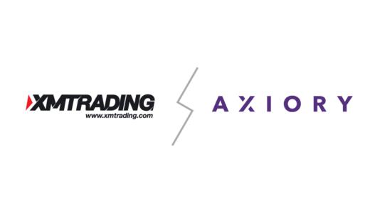 XMTrading (XM)とAXIORYを比較!20の観点から違いを探る
